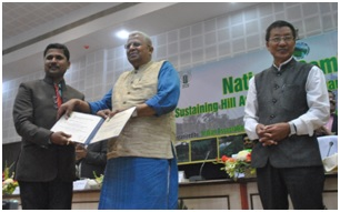 IAHF awards during national seminar